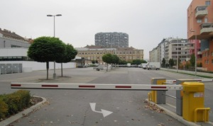 Hofer-Parkplatz 26.10.12